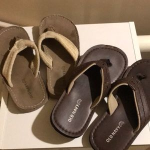 Size 2 Youth flops